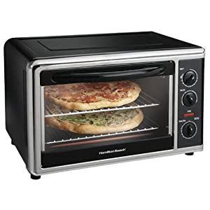 Hamilton Beach Countertop Oven – I love this little oven