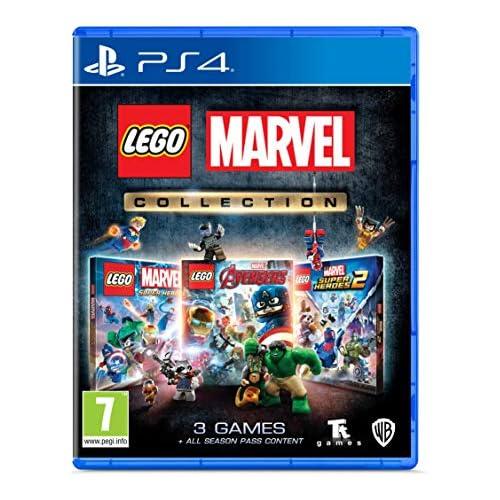 chollos oferta descuentos barato LEGO Marvel Collection PlayStation 4 Importación inglesa