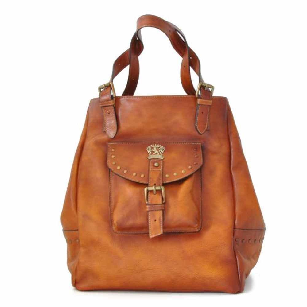B163 Bruce Pratesi Talamone Lady bag Cherry