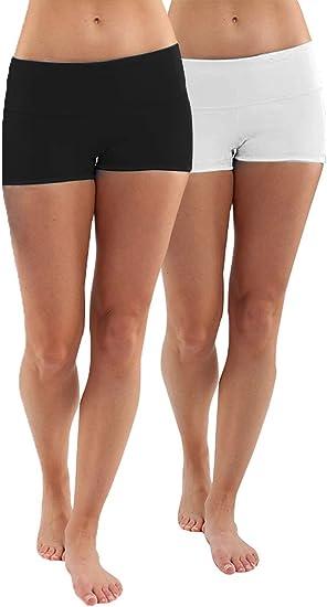 iloveSIA® Femme Short de Sport Confortable