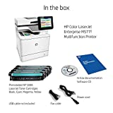 HP Color Laserjet Enterprise MFP M577f with Fax