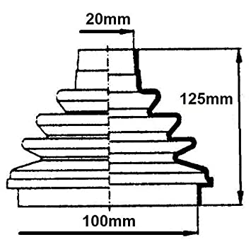 Instructions For Vauxhall Split Driveshaft Cv Boot Gaiter Kit Stickyboot Outer