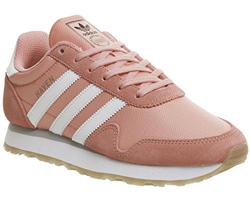 adidas Haven W, Zapatillas de Deporte para Mujer, Rosa Rosa (Rostac / Ftwbla / Gum3)