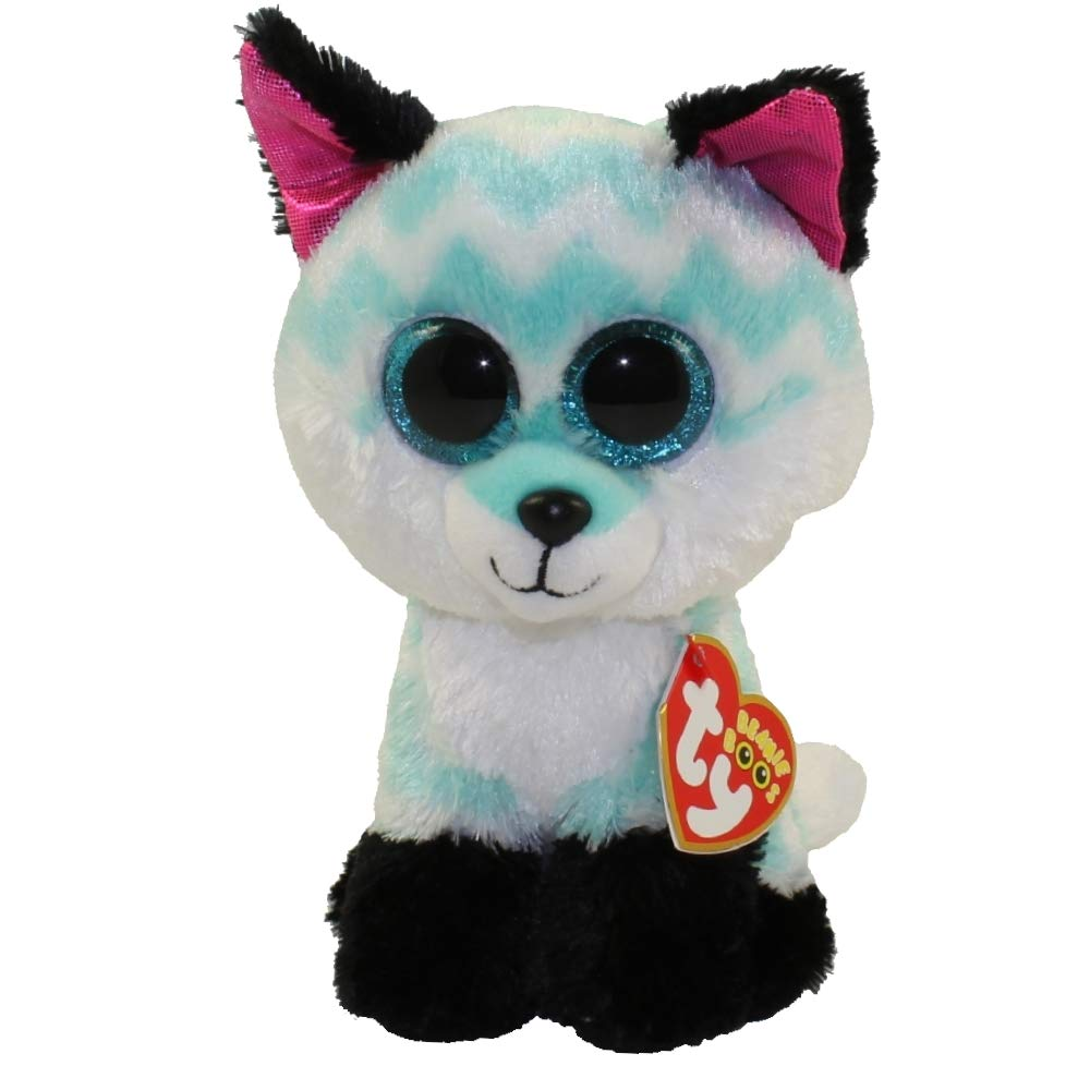 2b259c5507c Piper the Fox Ty Beanie Boos Exclusive 6  Amazon.co.uk  Toys   Games