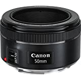 Canon EF 50mm f/1.8 STM Lens International Version (No warranty)