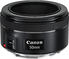 Canon EF 50mm f/1.8 STM Lens International Version (No Warranty)