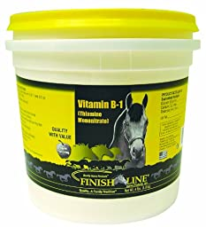 Finish Line Horse Products Vitamin B1 Blend (4-Pounds)
