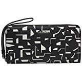 Calvin Klein Edit Zip Around Womens Purse Black