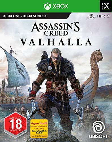 Assassin's Creed Valhalla (Xbox One) - UAE NMC Version