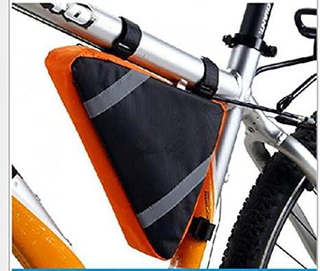 GAOHONG Accesorios de Bicicleta/Bici/Bicicleta, Orange, Figure ...