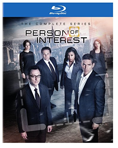 Blu-ray : Person of Interest: The Complete Series (Boxed Set, Slipsleeve Packaging, 5 Disc)