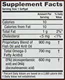 Omega-3 Fish And Krill Oil Supplement 900mg