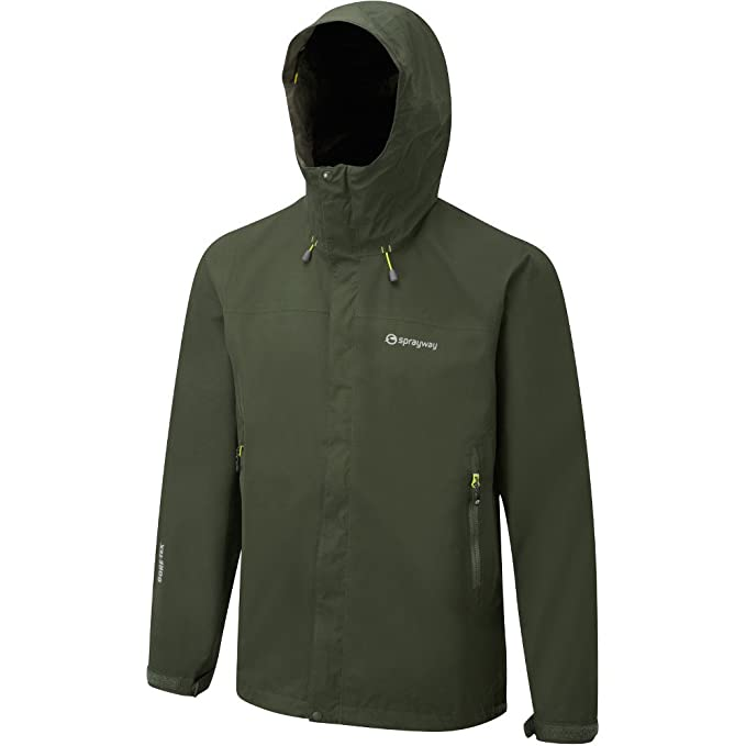 Sprayway Maxen Gore-Tex chaqueta, hombre, color Forest ...