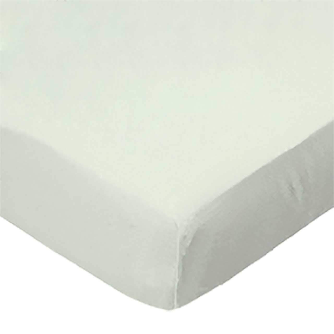 Amazon Com Sheetworld 100 Cotton Jersey Extra Deep Fitted Portable Mini Crib Sheet 24 X 38 X 5 5 Soft Mint Made In Usa Crib Fitted Sheets Baby
