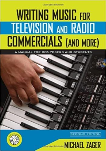 Writing Music for Television and Radio Commercials (and more