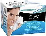Olay 4-in-1 Sensitive Daily Facial Cloths, 33 ct