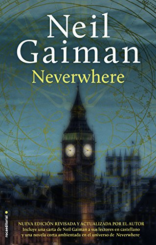 Neverwhere (Best seller / Ficción) (Spanish Edition)