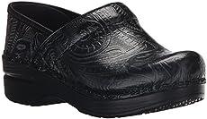 dd080aa0902 Dansko Professional Women Mules   Clogs Shoes Black…