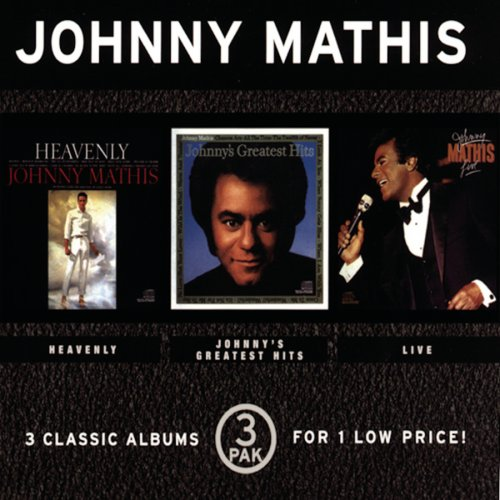 Johnny Mathis - Heavenly/Greatest Hits/Live