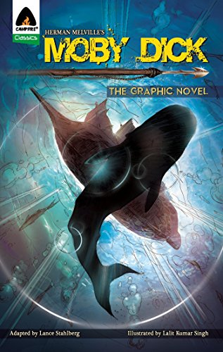 Moby Dick: The Graphic Novel (Campfire Graphic Novels)
