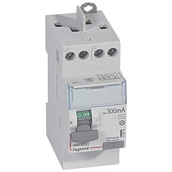 2P type AC Interrupteur diff/érentiel 40A 300mA