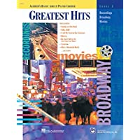 Alfred'S Basic Adult Piano Course Greatest Hits 1: Book & CD