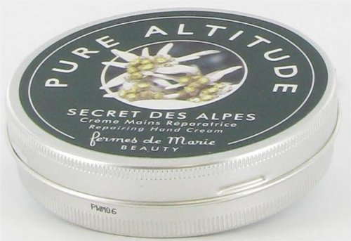 Fermes de Marie Pure Altitude Gift Set 2.0oz (60ml) Hand Cream + 15g Lip Balm + 2.0oz (60ml) Nourish