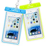 Waterproof-Case-2-Pack-Ace-Teah-Clear-Universal-Waterproof-Case-Dry-Bag-Pouch-Transparent-Snowproof-Dirtproof-