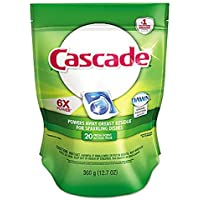 Cascade Dishwasher Detergent ActionPacs Fresh Scent 20 Count