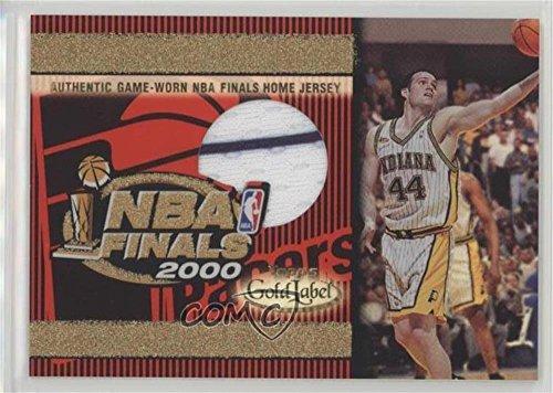 Austin Croshere (Basketball Card) 2000-01 Topps Gold Label - NBA Finals Jersey #TT18 ()
