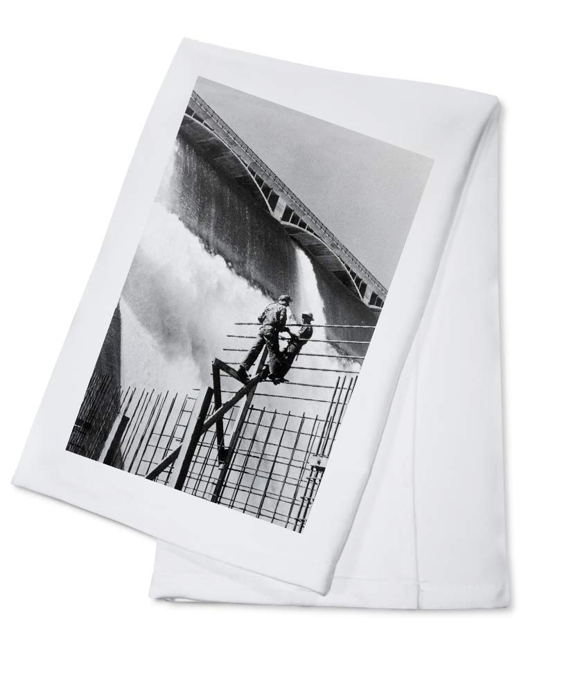 【数量は多】 グランドクーリーダム、ワシントン Towel – East電源家Construction Workers Look At Cotton Dam Look Cotton Towel LANT-12875-TL B0184B6YP6 Cotton Towel, everyday:c0bed369 --- arianechie.dominiotemporario.com