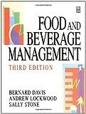 Food and Beverage Management 9780750632867