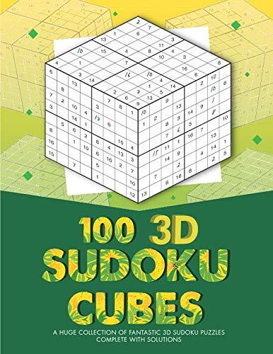 100 3D Sudoku Cubes - 3d Sudoku