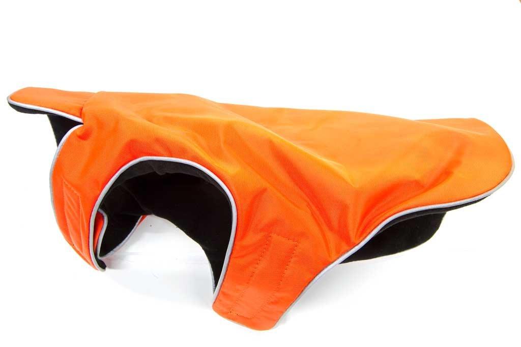 blueemax 22-Inch Dog Coat X-Large orange
