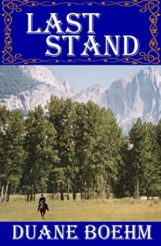 book cover of Last Stand