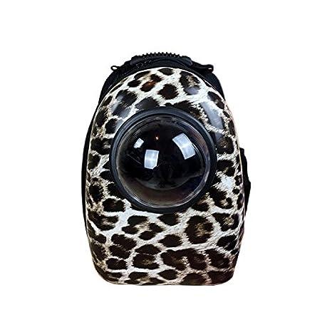 Dometool UK - Mochila portátil para mascotas, perros, gatos, cachorros y viajes, diseño de astronauta: Amazon.es: Productos para mascotas