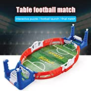 xlpace Mini Table Top Football Game Set Desktop Soccer Indoor for Kids Party Adult