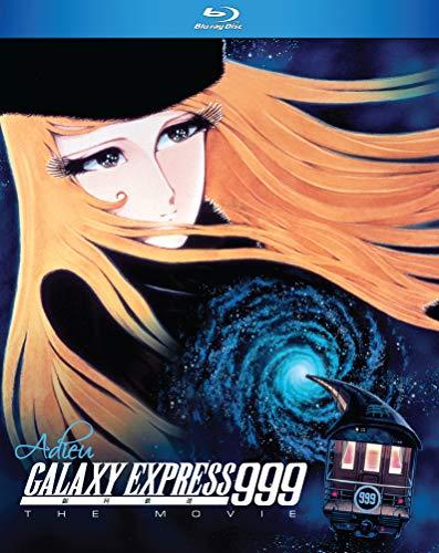 Adieu Galaxy Express 999 Blu ray product image
