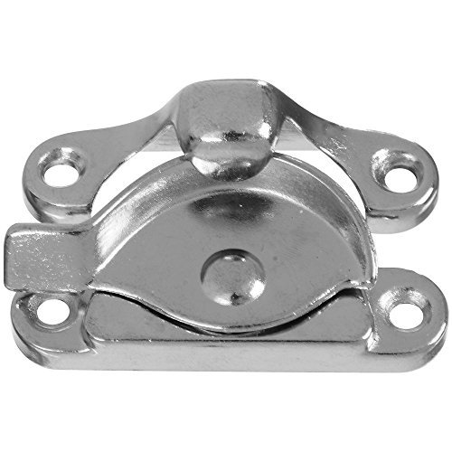 National Hardware N273-458 V600 Sash Lock in Chrome