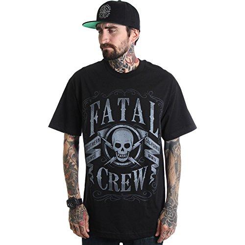 Fatal Men's Frame T-Shirt Black 2XL