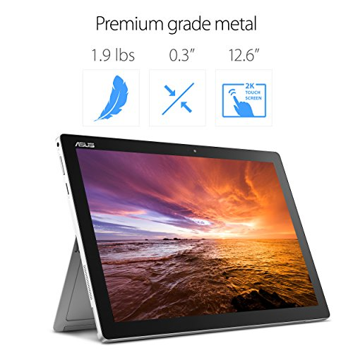 "ASUS Transformer Pro T304UA-DS71T, 2-in-1 Touchscreen 12.6"" Laptop,..."