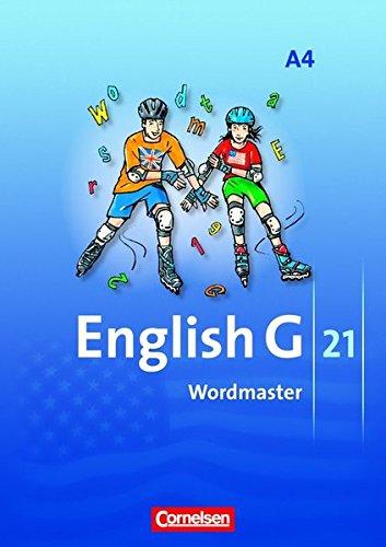 English G 21 - Ausgabe A: Band 4: 8. Schuljahr - Wordmaster: Vokabellernbuch