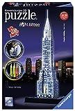 Ravensburger - Chrysler Building   3D Puzzle - Night Edition
