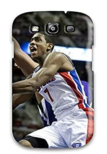 Kevin Charlie Albright's Shop detroit pistons basketball nba (6) NBA Sports & Colleges colorful Samsung Galaxy S3 cases