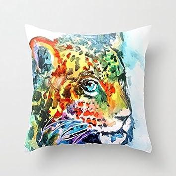 Amazon.com: Ciervo almohada lavanda Niños almohada rosa ...