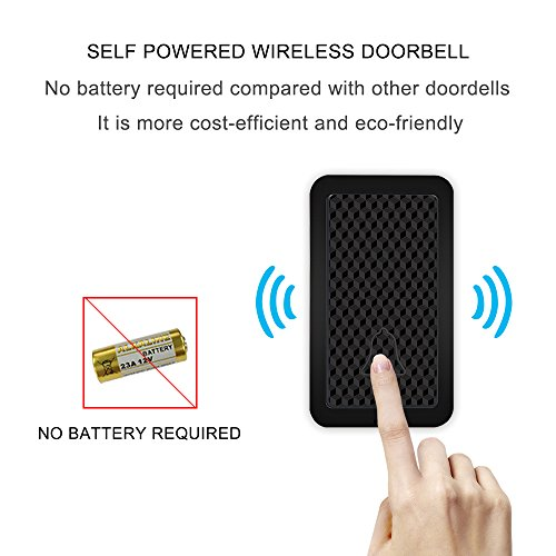 Wireless Doorbell Kit Archives Wireless Bell Review