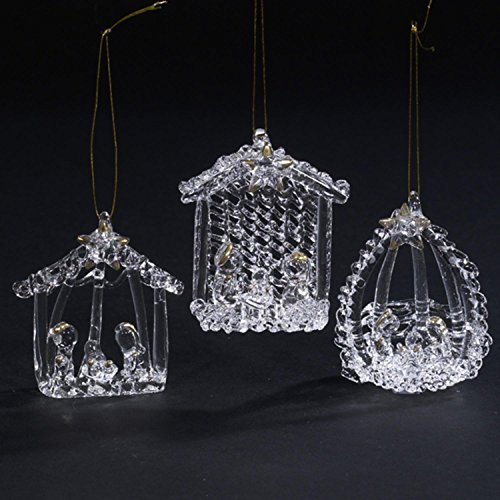 Nativity Glass - 4
