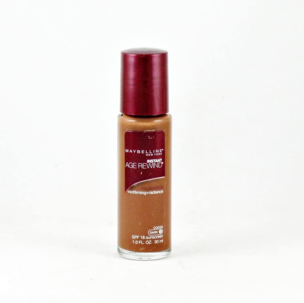 Base de maquillaje – Instant Age Rewind Reafirmante Iluminador – Dark 3 Cocoa