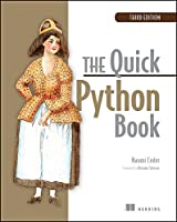The Quick Python Book, 3rd Edition Front Cover