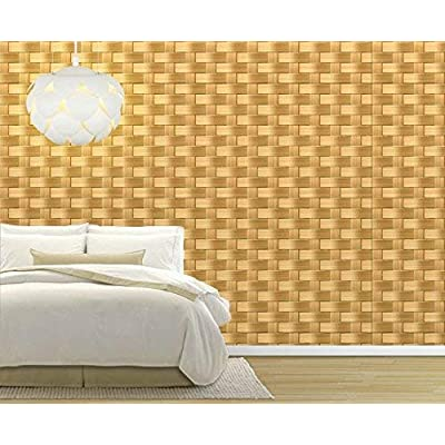Large Wall Mural Seamless Knitting Style Pattern Vinyl Wallpaper Removable Decorating, Made For You, Unbelievable Expert Craftsmanship